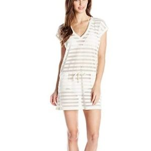 Calvin Klein Tunic Swimsuit Cover Up